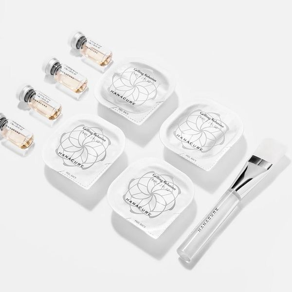 The All-In-One Facial Set, HANACURE, cherie