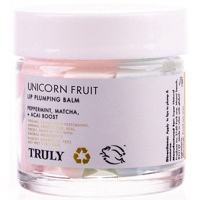Unicorn Fruit Lip Plumping Balm