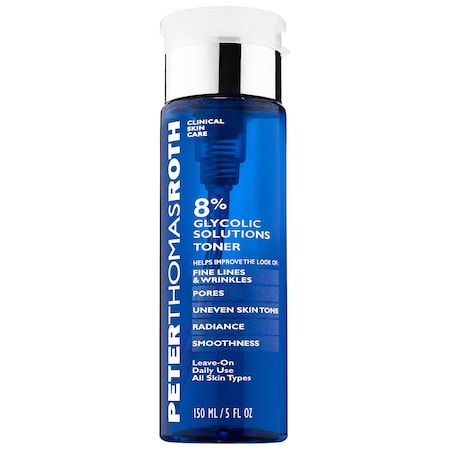 8% Glycolic Solutions Toner