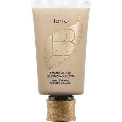 Amazonian Clay BB Tinted Moisturizer Broad Spectrum SPF 20, tarte, cherie