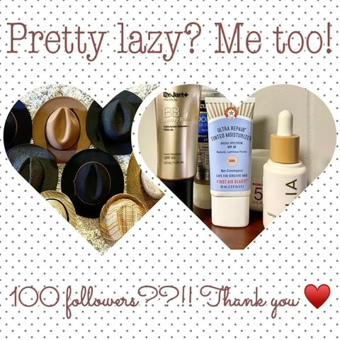 Pretty and Lazy? Or both!!