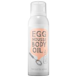 Egg Mousse Body Oil