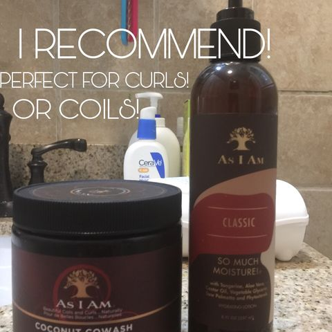 Perfect product for coils/curls!