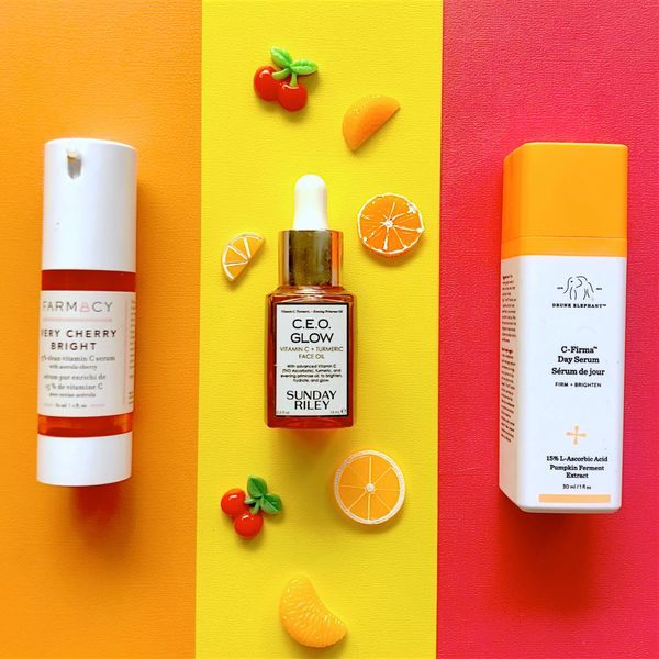 VITAMIN C PRODUCTS    Cherie