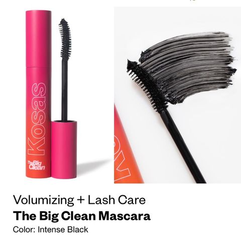 The BEST mascara for healthy eyelashes