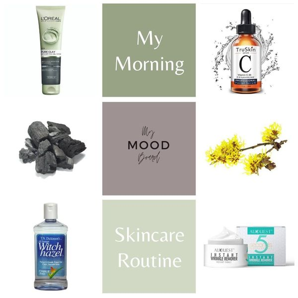 My Morning Skincare Routine for Combo Skin | Cherie