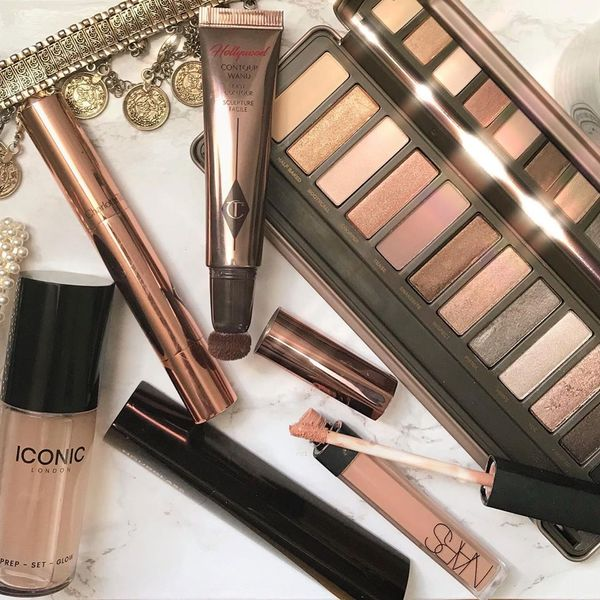 Weekend Faves — Love using all these beauties to glam up on a weekend What's... | Cherie