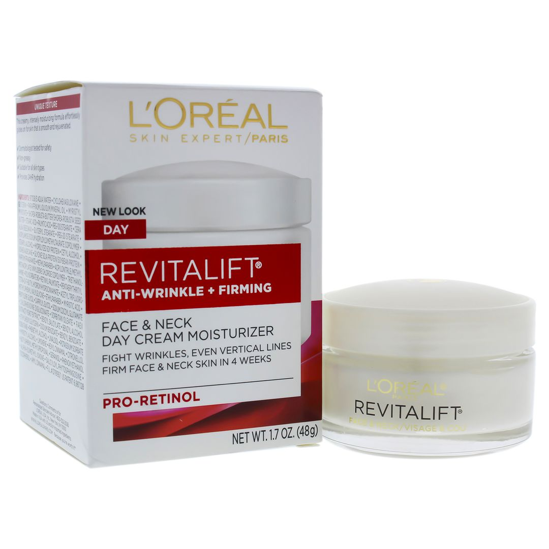 Revitalift Anti-Wrinkle and Firming Moisturizer