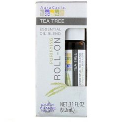 Essential Oil Blend Purifying Roll-on Tea Tree