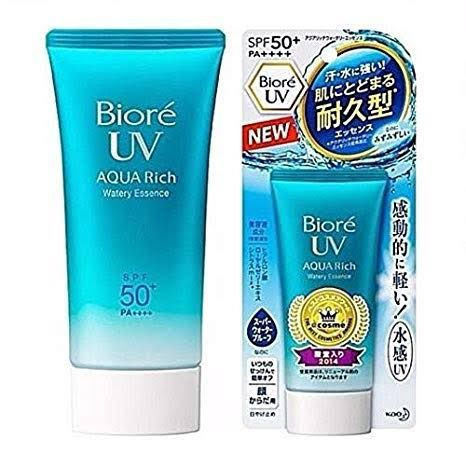 UV Aqua Rich Watery Essence SPF50+