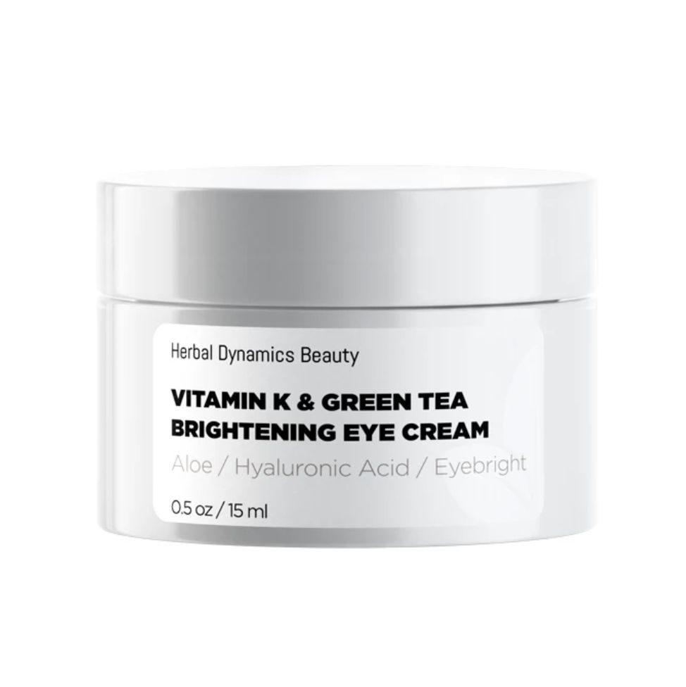 VITAMIN K & GREEN TEA BRIGHTENING EYE CREAM