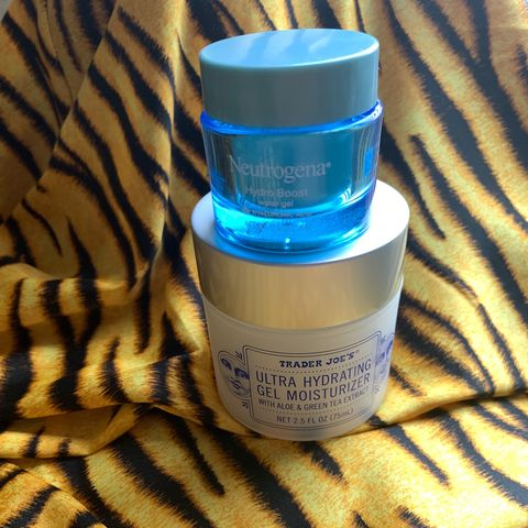 LETS TALK GEL MOISTURIZERS