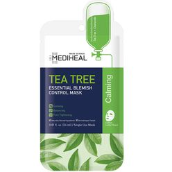Tea Tree, Essential Blemish Control Mask