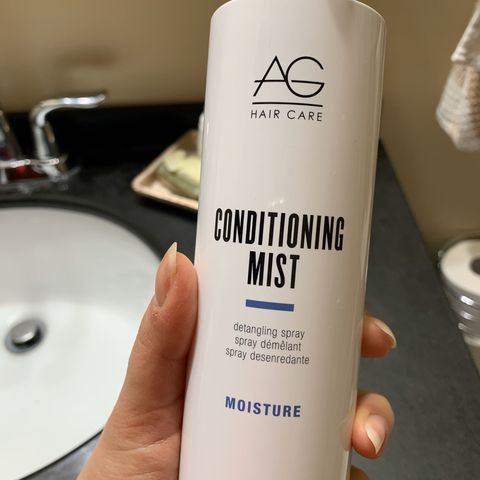 This is a great detangler, it
