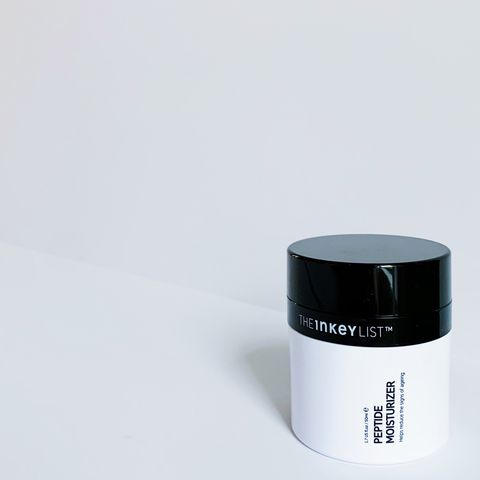 Affordable lightweight peptide moisturizer