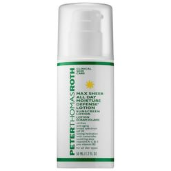 Max Sheer All Day Moisture Defense Lotion SPF 30 Sunscreen Lotion