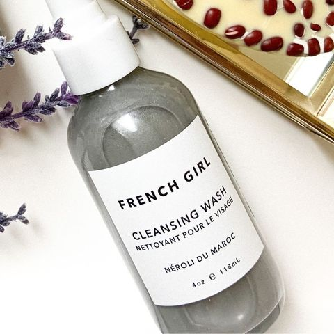 I'd rather get coal than the FrenchGirl Cleanser