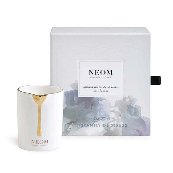 Real Luxury Intensive Skin Treatment Candle 140g, NEOM, cherie