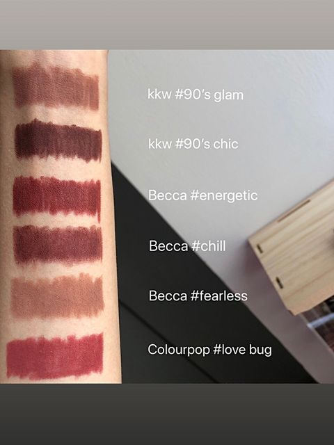 Lip Liner Collection! All of them are under $20!