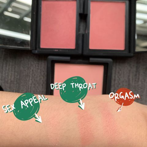 My GO-TO Blusher For...
