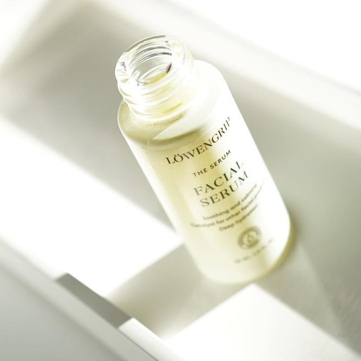 This particular serum from Lowengrip is an oil... | Cherie