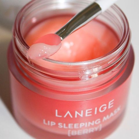 LANEIGE LIP SLEEPING MASK - BERRY