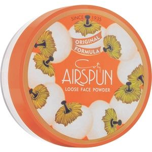 Airspun Translucent Extra Coverage Loose Powder
