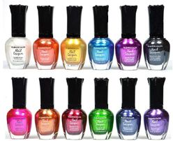 Awesome Metallic Full Size Lacquer Lot of 12-pc Set