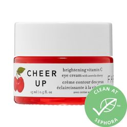 Cheer Up Brightening Vitamin C Eye Cream with Acerola Cherry