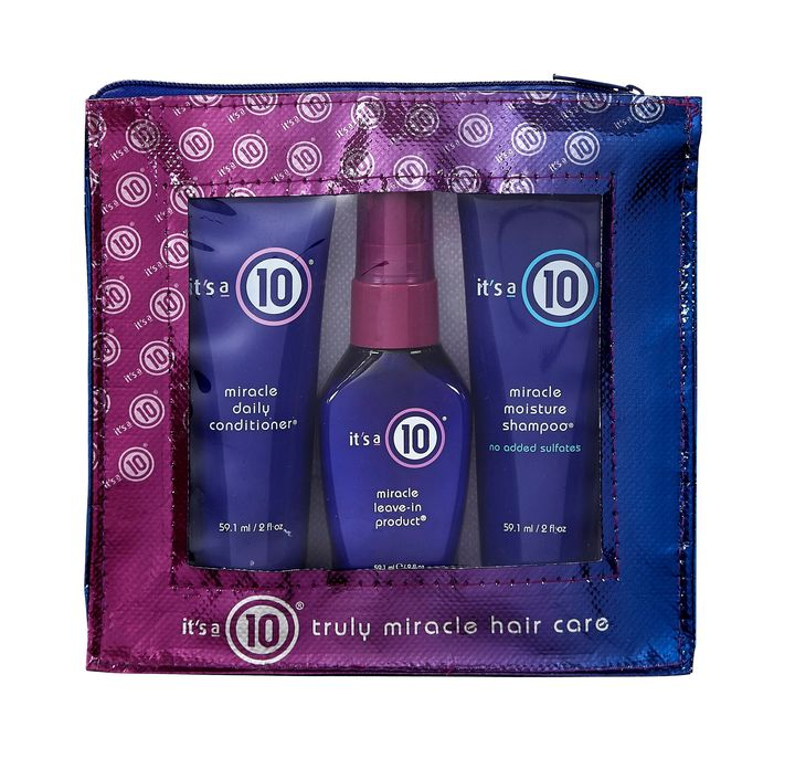 It's a 10 Miracle Conditioning Collection Travel Set