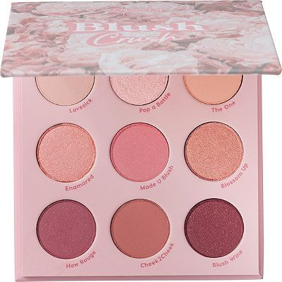 Blush Crush Shadow Palette