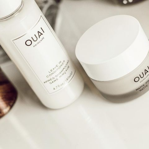 Ouai's Matte Pomade is one of