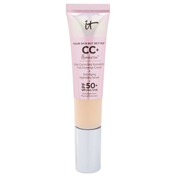 Your Skin But Better CC Illumination with SPF 50+, it Cosmetics, cherie