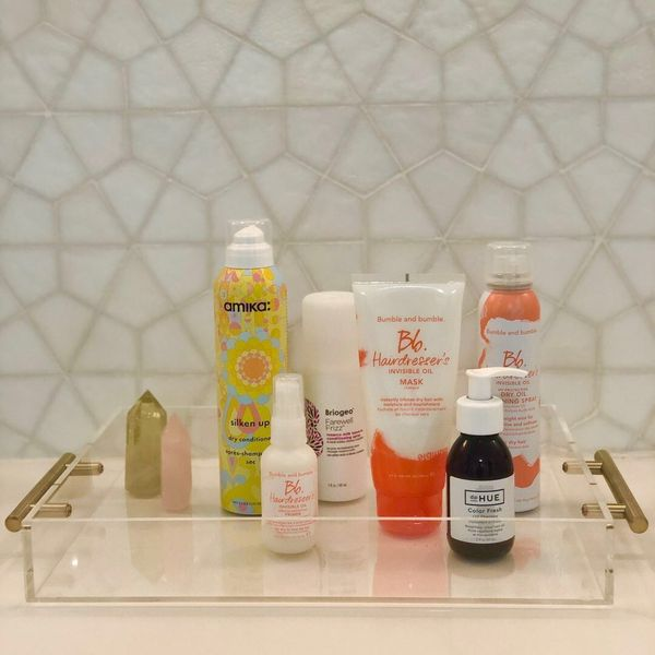 Summer Haircare Essentials for Dry Hair | Cherie