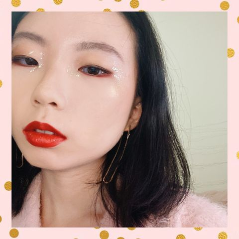 Happy Year of the Ox! Lunar New Year Makeup 🧧