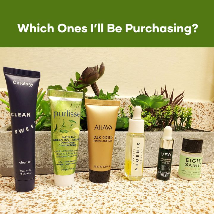 Free Samples in 2020 – Which Ones I'll Be Purchasing!