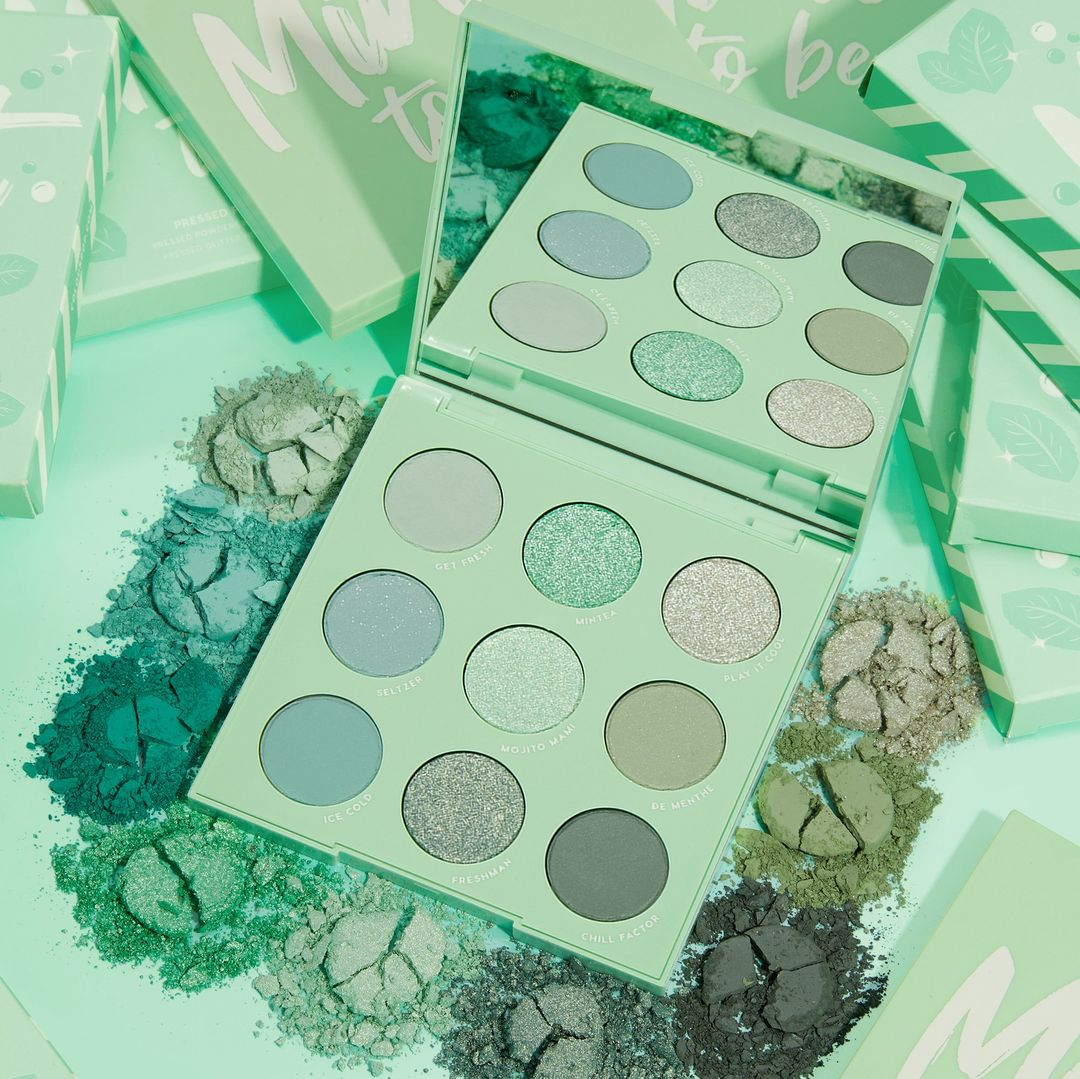 Mint to Be Eyeshadow Palette