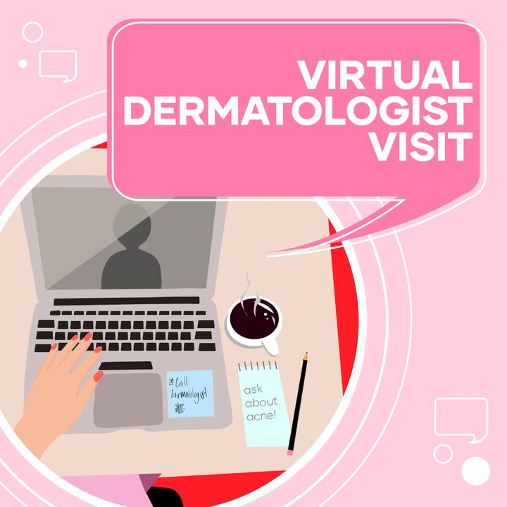 Everything You Need to Know about Virtual Dermatologist Appointments