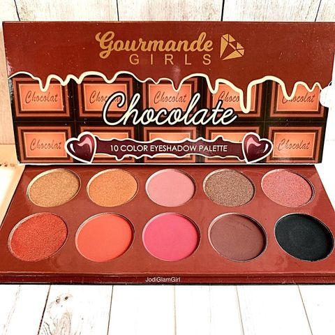 Gourmande Girls Cosmetics Choc