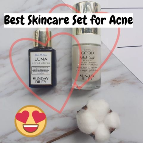 👋 👋 👋 Say bye to ACNE ! Thanks to ...