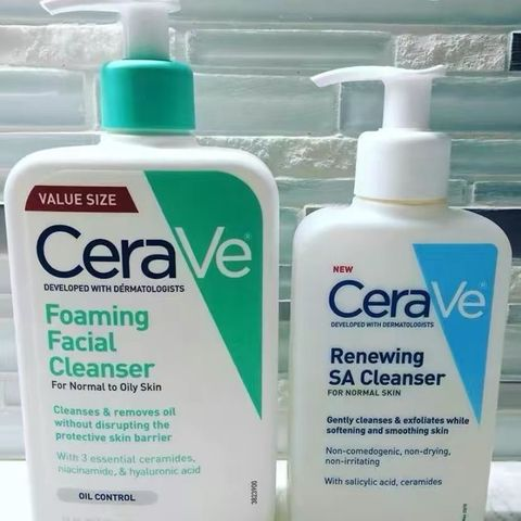 These cleansers are a must have for oily skin!😆