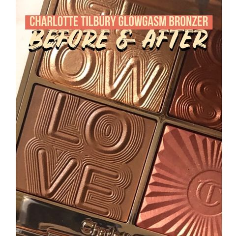 Makeup Spotlight: CT Glowgasm Bronzer