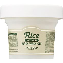 Rice Wash-Off Face Mask