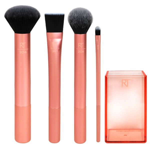 Flawless Base Brush Set, REAL TECHNIQUES, cherie