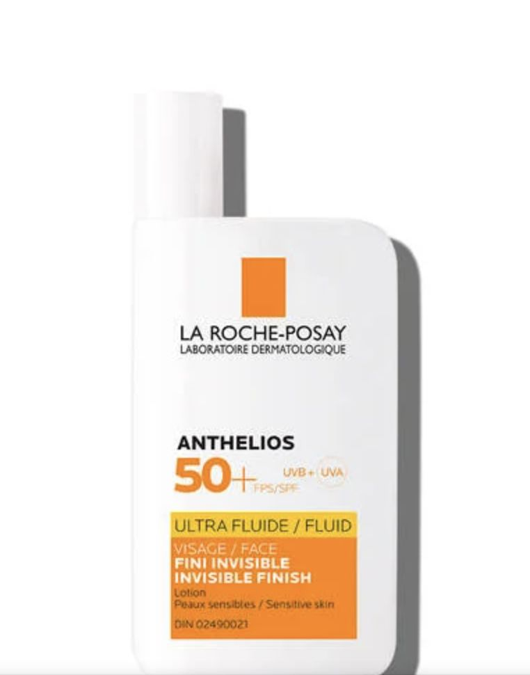 Anthelios Ultra Fluid Face Lotion SPF 50+