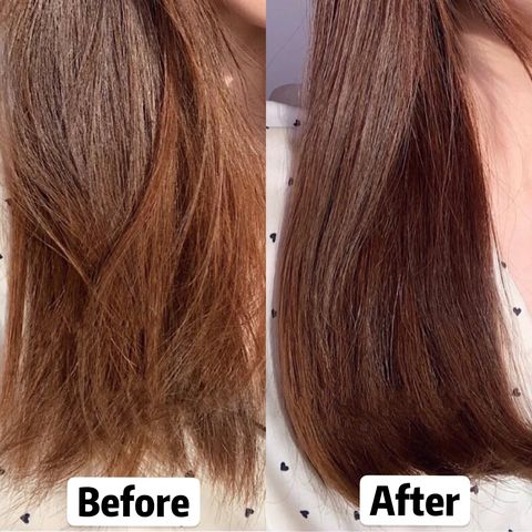 This organic brand repairs your split ends!