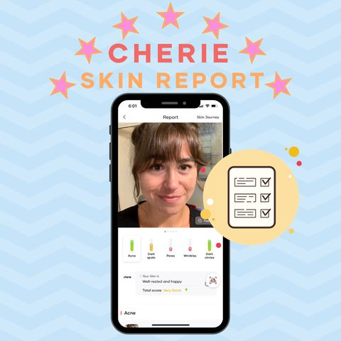 Cherie's Skin Report: The Perfect Pandemic Skincare Resource