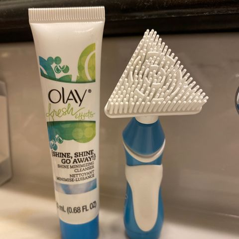 Olay Cleansing tool?