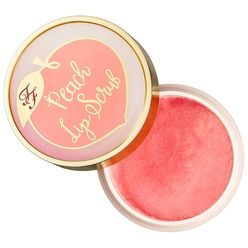 Peach Lip Scrub