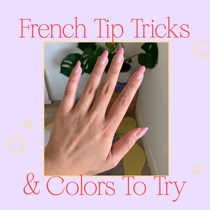 How To Nail The Perfect French Manicure